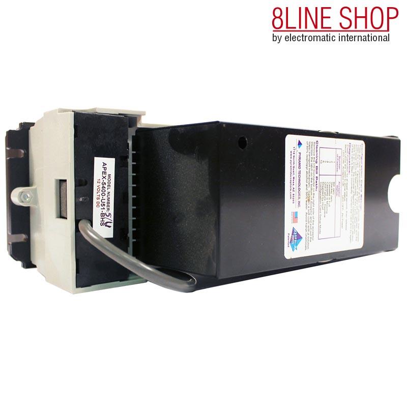 8Line Shop | Pyramid Technologies Apex 5400 Bill Acceptor