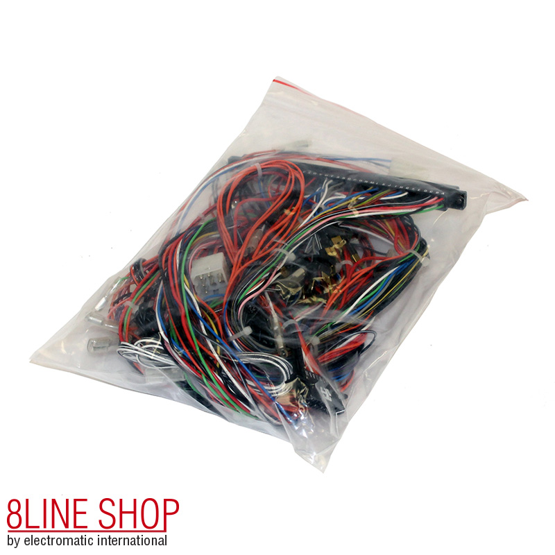Admirable 8Line Shop 8Liner Cherry Master Wiring Harness Wiring Cloud Hisonuggs Outletorg