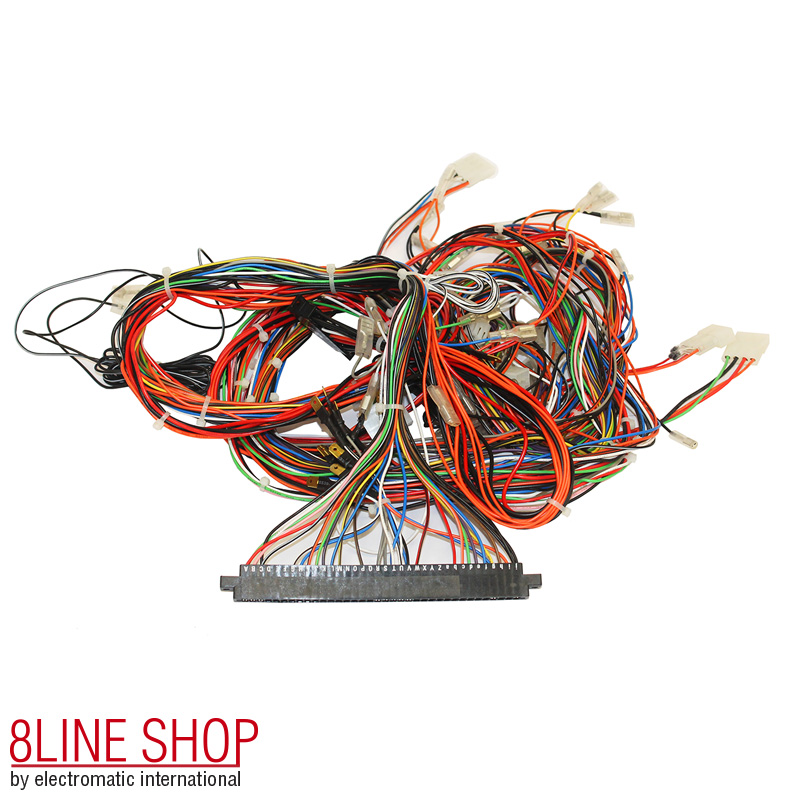 Superb 8Line Shop 8Liner Cherry Master Wiring Harness Wiring Cloud Hisonuggs Outletorg